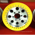 Steel Wheels with Bead Lock for 4X4 Cars
