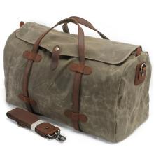 2032 Multifunktions-Wachs-Segeltuch-Handtaschen- / Schulter-Beutel- / Umhängetasche mit Fabrik-Preis