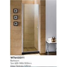 Hochwertige Duschpaneel auf Badewanne Wtm-03D11
