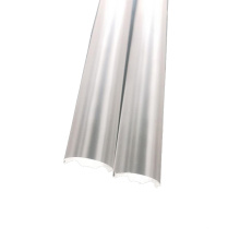 Optical Transparent Clear frosty diffuser extruding