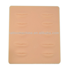 3D Practice rubber fake lip skin for students supply