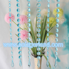 Wedding Favors Decoration Acrylic Crystal Beads Strand Garland Curtain