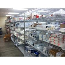 NSF Ajustável Chrome Steel Wire Hospital & Drugstore Shelving Rack