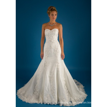 Best Selling Girls Party Beauty Bridal Wedding Dresses