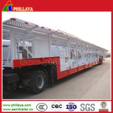 Trailer-Hersteller-Versorgungswagen-Träger-halb Anhänger