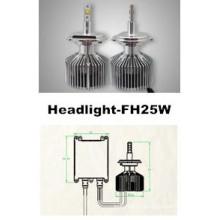 H4 Motorcycle12V H7 Светодиодный комплект фар