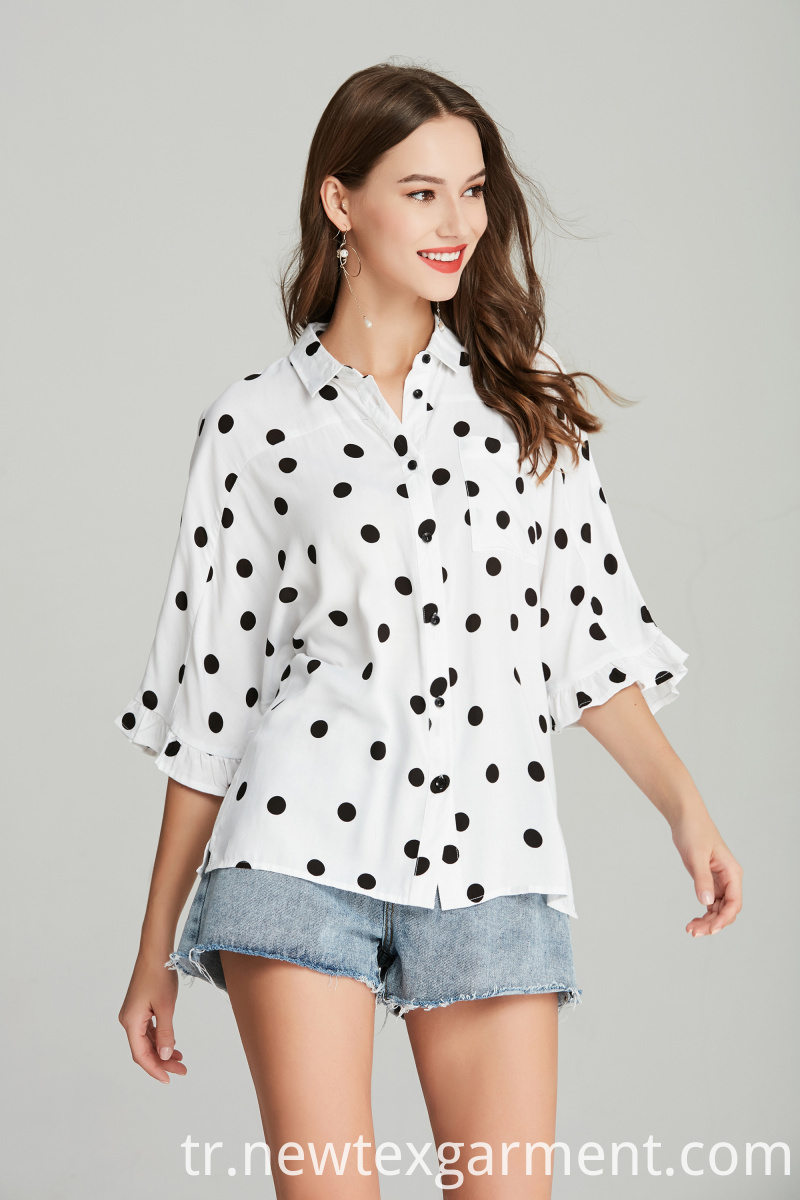 hot sale summer blouse