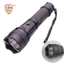 Heavy Power Aluminium Taser Stun Guns with LED Flashlight