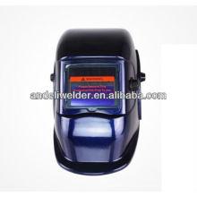 Nouvelle arrivée automatique obscurcissant le casque de soudure fait sur commande solaire, casque de soudure fait sur commande