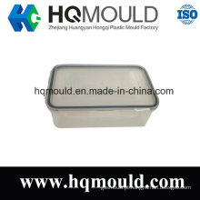 Molde de Injeção Plástica para Recipiente de Armazenamento de Plástico