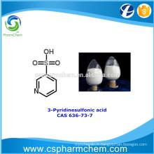 Acide 3-pyridinesulfonique, CAS 636-73-7, intermédiaire de synthèse pharmaceutique