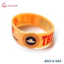 Красочных силиконовые браслеты для спорта (LM10485)