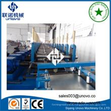 siyang rollformer line for solar energy bracket c pulin production