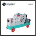 GQ40 Heavy-duty barre d'acier automatique cutter rebar machine de découpe