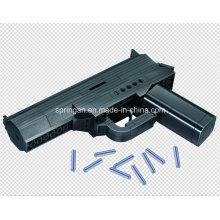 Pistola de ar da pistola do desenhador da série da música pistolas 167PCS dos blocos