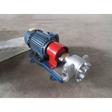 KCB series cooking oil transfer gear pump