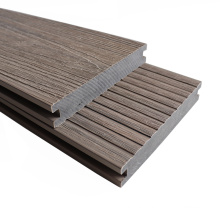UV Resistant No Painting or Staining Color Stable Anti-Warp Anti-Termite Garden Composite Flooring Board