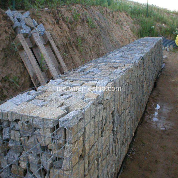 Gabion Box Galvanized Hot-dip