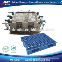 high quality plastic injection industrial pallet mould pp material factory price