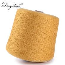 Chine Fil à tricoter Fournisseur Top ventes de haute qualité bébé Super Chunky 19 fil de laine mérinos géant à bas prix
