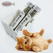 Catnip orgânico fresco da garrafa da natureza do Catnip para o gatinho dos gatos