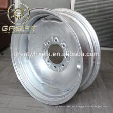 Оцинкованный оросительный диск W8x24, стальной оросительный обод