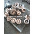OEM-Wachsausschmelzverfahren Wasserpumpe Bronze Laufrad