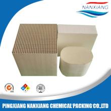 Cordierite Monolith honeycomb ceramic monolith for RTO/RCO/VOC