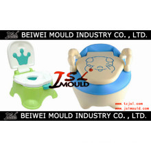 Plastic Injection Baby Potty Chair Mold