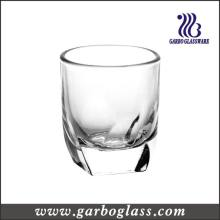 2oz Clear Thick Bottom Shot Glass Cup