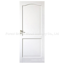 2 Panel Interior Residential Wooden Doors with Arch Top