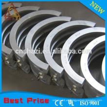 Calentador de banda de aluminio de fundición eléctrica