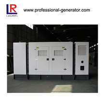 500kVA Container Genset, Soundproof Silent Diesel Generator Set