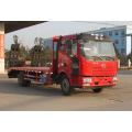 FAW 4.6m Flatbed Trailer Truck For Sale