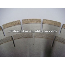 diamond blades for cutting granite block