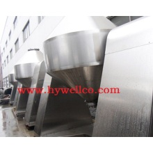 Máquina de secado al vacío rotativa Masterbatch