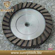 6 Inch Diamond Cup Grinding Wheel/Polishing Diamond Disc