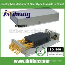 Manual of GPZ-48A-CQ48 Optic Fiber Terminal Box