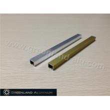 Aluminum Listello Trim Profile 8mm Height