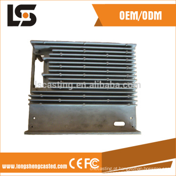 Copper die casting parts top quality, design personalizado die casting die from China