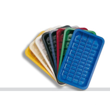 Food Use and Tray Type Food Grade Plastic Frozen Food Trays Packaging for Fresh