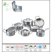 All Clad Stainless Steel Waterless Cookware