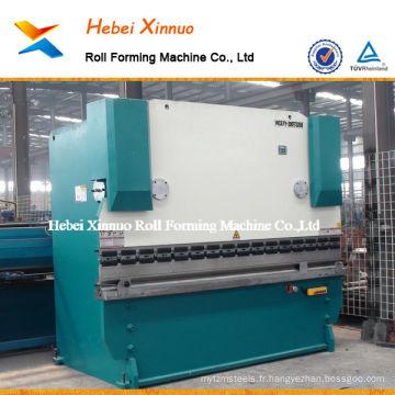 Presse hydraulique à plaque hydraulique WC67Y CNC