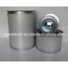 Composant de compresseur Pièces de rechange Filtre à air Filtre Filtre Élément de cartouche