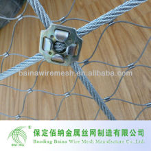High Quality Defend Slope Fence Mesh for sale