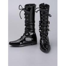 Мужские черные высокие сапоги Rshoes70-38 для 70см BJD