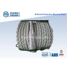 8-Strang-Polyester-Trosse