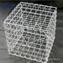 Hot sale Chinese online market galvanized welded gabion box