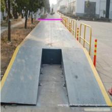 Escala de camiones digitales de 100 toneladas