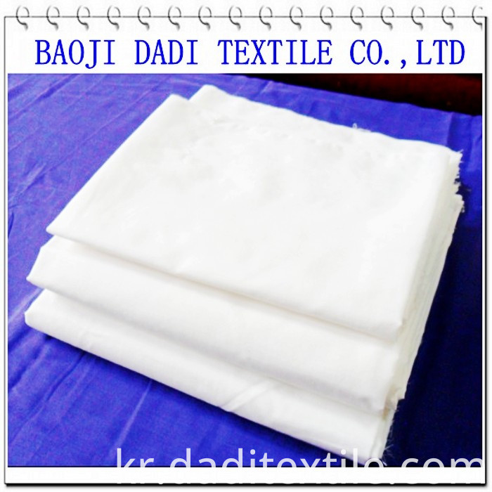Air jet loom combed fabric